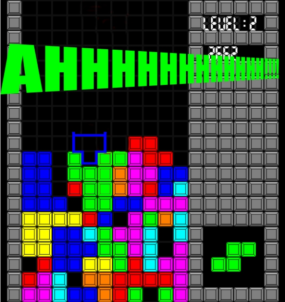 Tetris of course!