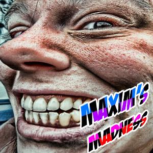 Maxim's Madness Logo