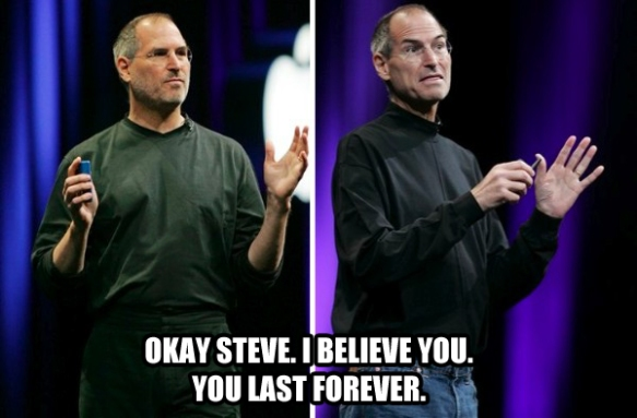 I Believe You, STEVE