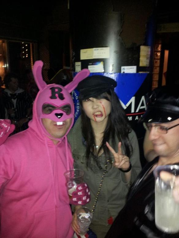 Halloween Costume 2011